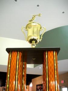 Trophy top