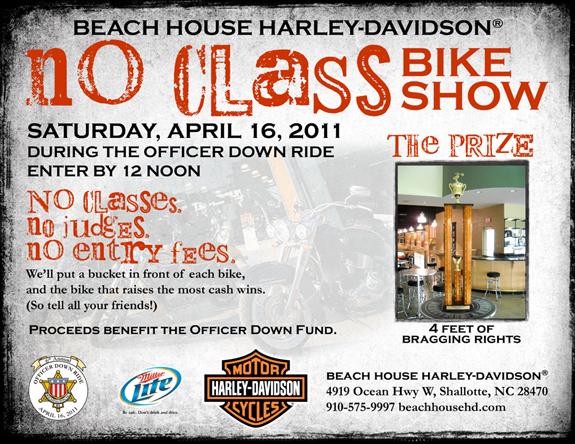 No Class Bike Show